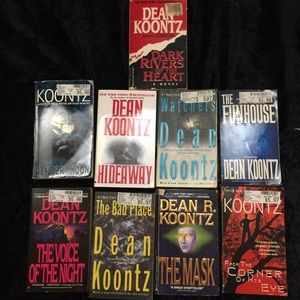 Dean Koontz 9 of his best books